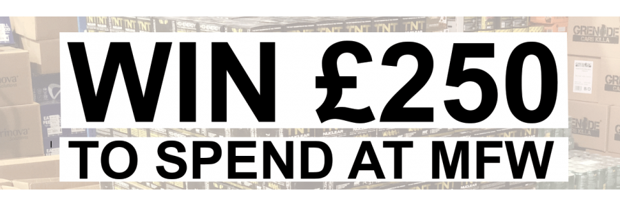 WIN £250 | Guess How Many Shots