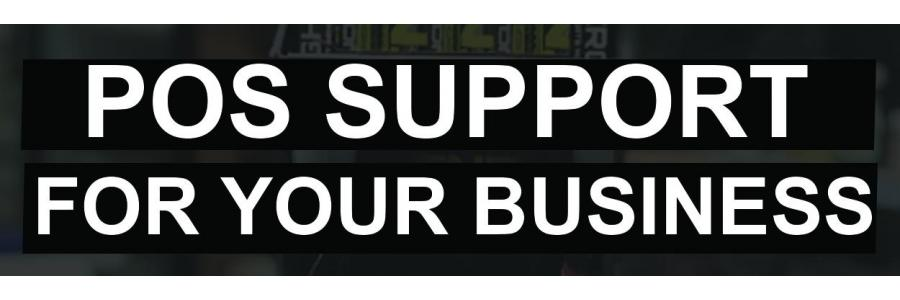 POS Support - For Your Business