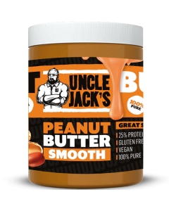 Uncle Jack's Peanut Butter 1kg